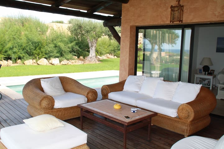 LUXURY VILLA MENORCA 8 PERSONS - Sant Lluís - 別荘