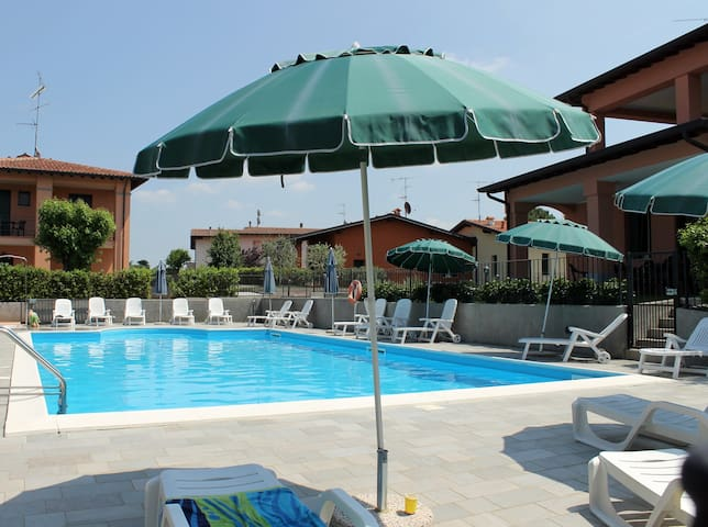 One bedroom apartment in Sirmione