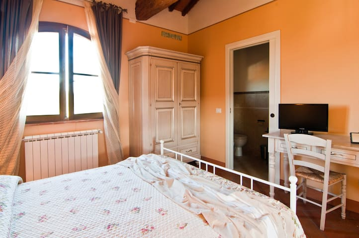 Casa rurale tipica della Toscana - Palaia - Hus