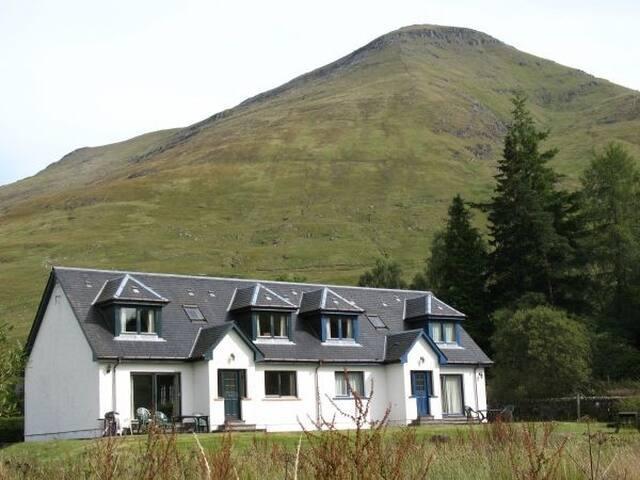 Stob Binnein 380548 - Crianlarich - House