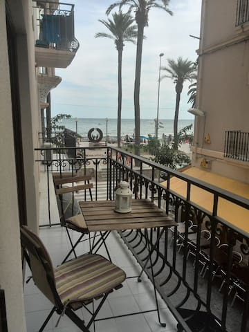 GREAT! Appartment SITGES near sea