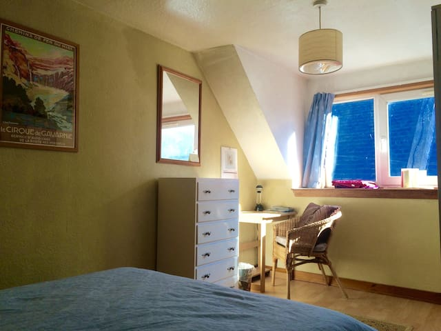 Beautiful bright and spacious double room