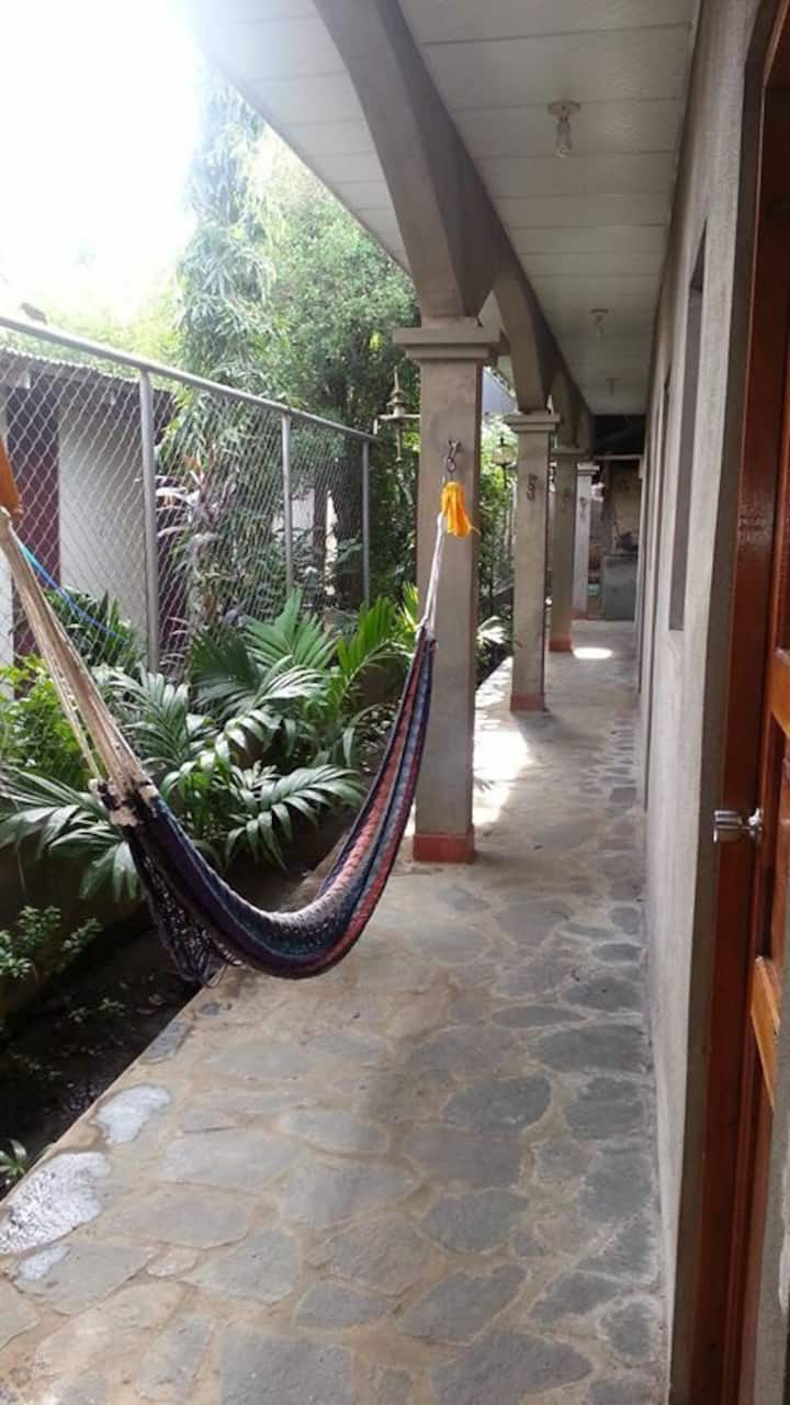Tranquil rooms in Leon, Nicaragua