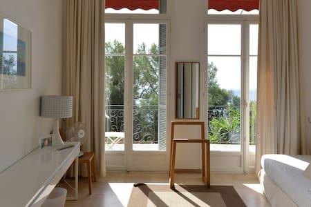 3 Pièces parc privé sur la mer - Roquebrune-Cap-Martin - Lägenhet