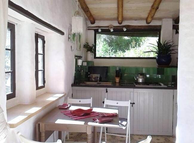 Casita Verde - Studio mit Charme - Setenil de las Bodegas