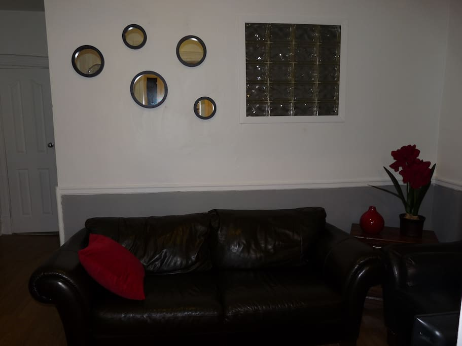 Nice apartment in downtown 4½