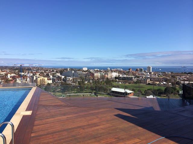 SUMMER, lifestyle views and space - Melbourne - Apartemen