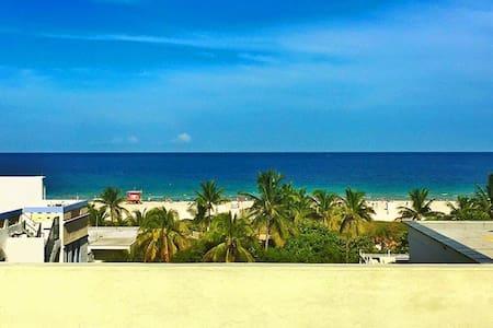 Amazing Ocean View, SOBE's hearth - Lakás