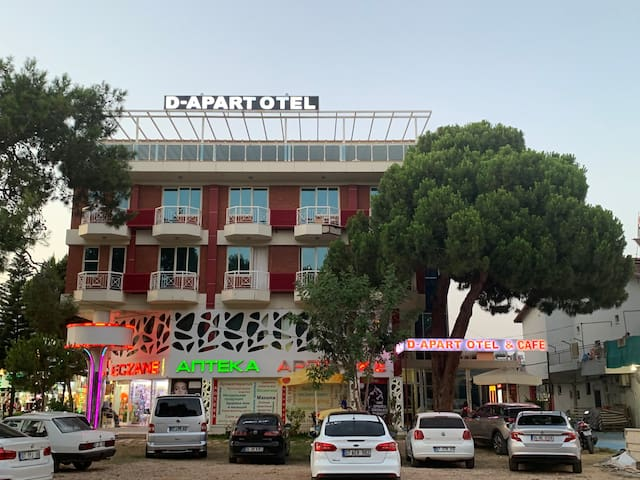 D Apart Hotel & Bistro Apart Room Belek Centre