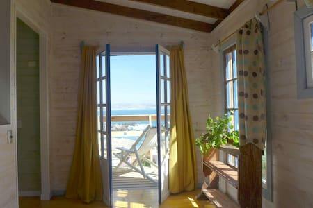 Casa frente al mar en Las Cruces - Las Cruces - Rumah