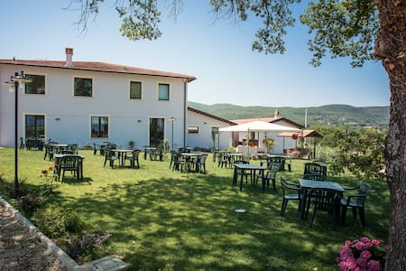 Multiple room in a umbrian farm - Narni