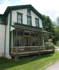 A Charming Old Country Store. - Marion Center - House