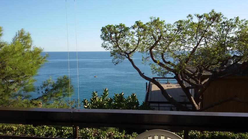 Vistamare panoramico con terrazzo - Sanremo - Apartamento