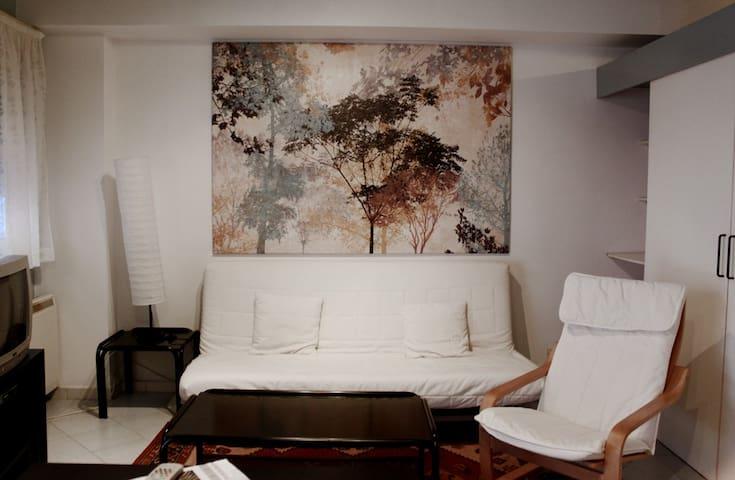 Estudio acogedor y funcional - Cangas del Narcea - Apartament