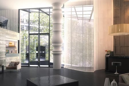 New modern apartment fully equiped - San Andrés Cholula