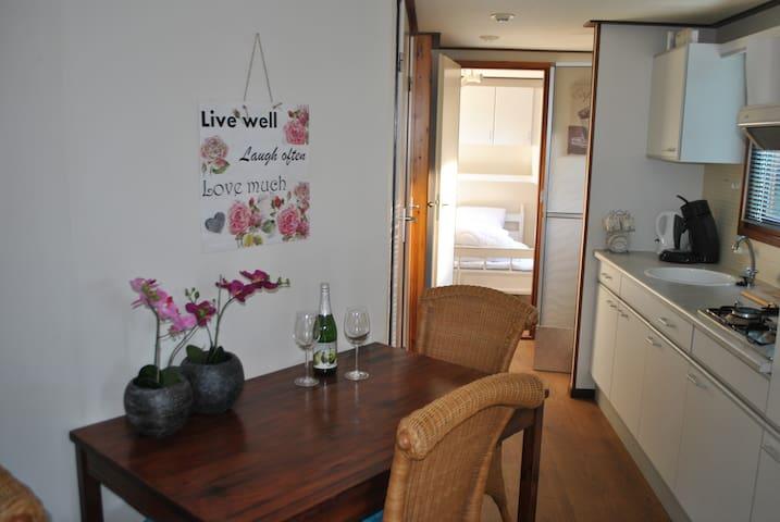 Gemütliches Ferienhaus mieten - Den Ham - Chalet