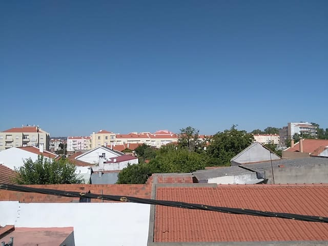 T4 Duplex - Great View and Very Sunny - Almeirim - Apartemen