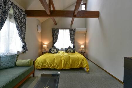 Backcountry Lodge Hakuba - Super A - Hakuba-mura - Bed & Breakfast