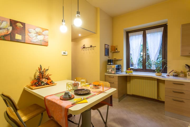 Two amazing floors+parking near Lake&Center - Desenzano del Garda