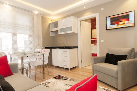 DOLCE VITA superior APARTMENT - Şişli