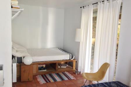 Villa entre Lac et Mer_ Chambre 2/3p - Soorts-Hossegor