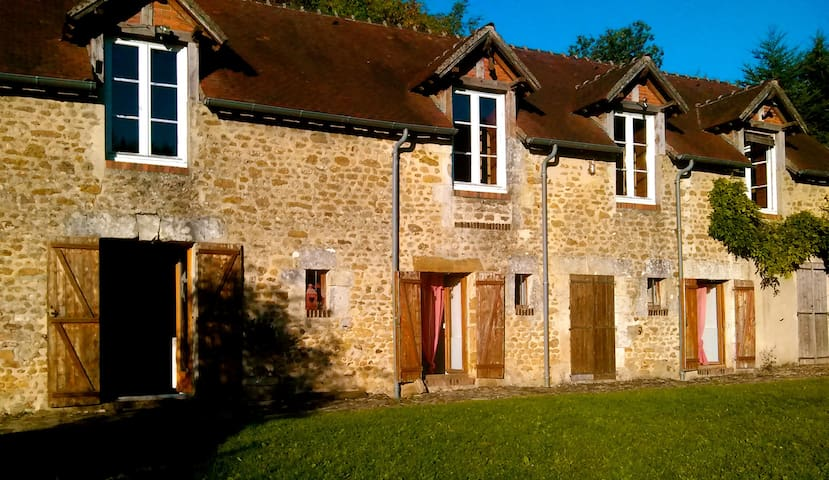 France-Normandy, charm and calm - Bazoches-sur-Hoëne - House