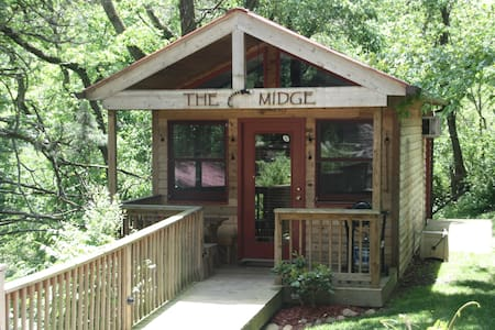 Midge Cabin on the South Holston - Bristol - Kabin