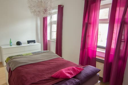 2 beds, 3 rms: Comfy & central for friends + group - Munich