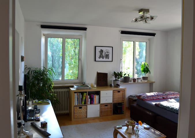 feelgood apartment im ♡ schwabings