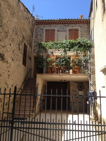 Superbe gîte - Fontès - Casa