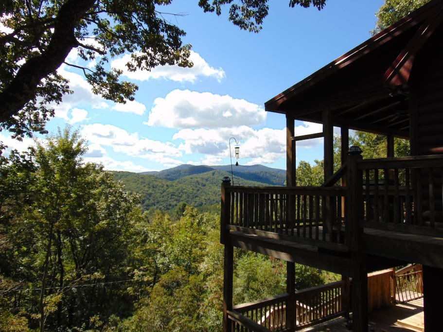 Heaven in the mountains cabins for rent in blue ridge for Blue ridge ga cabins for rent