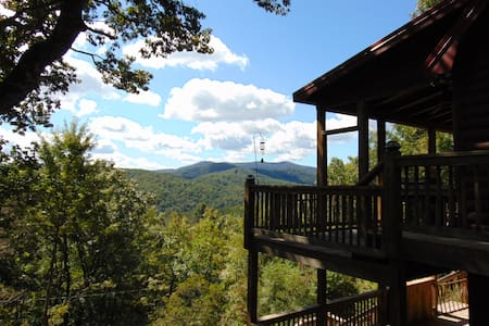 Heaven in the mountains - Blue Ridge