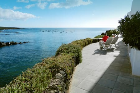 Apartment BD at the edge of the sea - Haría