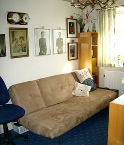 We have a room - or really two small rooms - Korsør - Bed & Breakfast