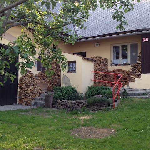 5 in 1 - Romantika v Pošumaví - Drážov - House