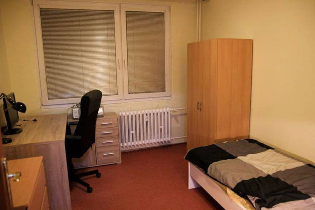 This is my free room