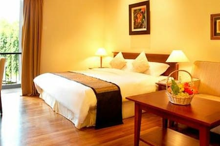 Studio Suite room for your 2nd home - PULAI , Johor Bahru  - アパート