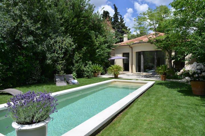 LA VILLA D'AIX A CHARMING HOUSE - Aix-en-Provence - Ev