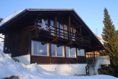 Ferienhaus an prachtvoller Lage - Hasliberg - Maison