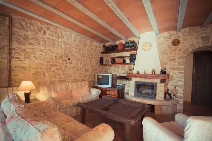 Preciosa casa rural en el Matarraña - Cretas - Rumah