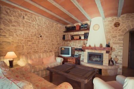 Preciosa casa rural en el Matarraña - Cretas - Ház