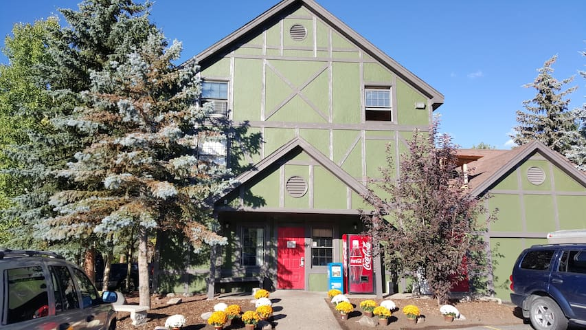 1 Bd in Male Dorm On the Gold Metal Blue River!!! - Silverthorne - Dormitori compartit