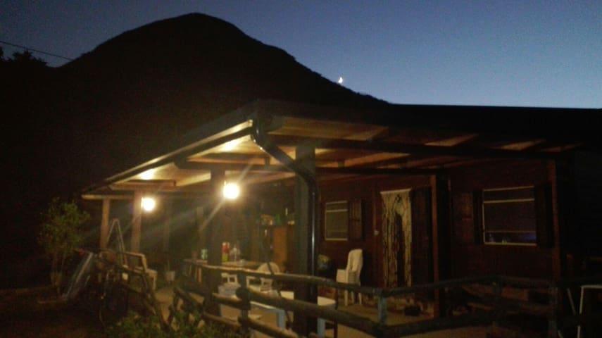 EnnaCamper - La Casa dei Pazzi - Pergusa - Cabin