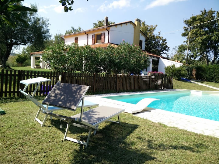 Country house+pool+20min. to Rimini