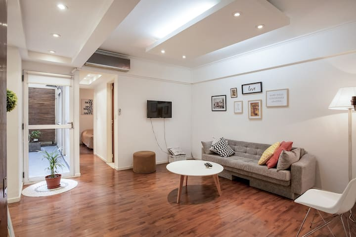 Beautiful and cozy apt in Palermo! - Buenos Aires - Wohnung