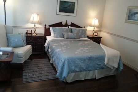 ARROWSMITH BED AND BREAKFAST - Parksville