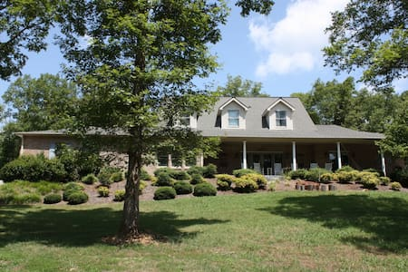 Beautiful Getaway in Tellico Plains - Tellico Plains