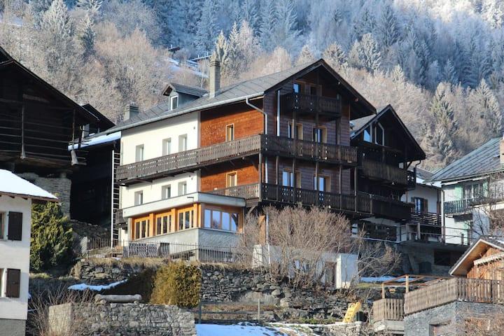 Chalet du Ski-Club Delémont 48 Lits