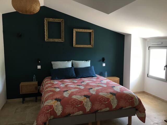 Chambre La Marie Suite 40m2