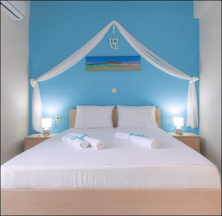 Blue apartment (Sunray Apertments)